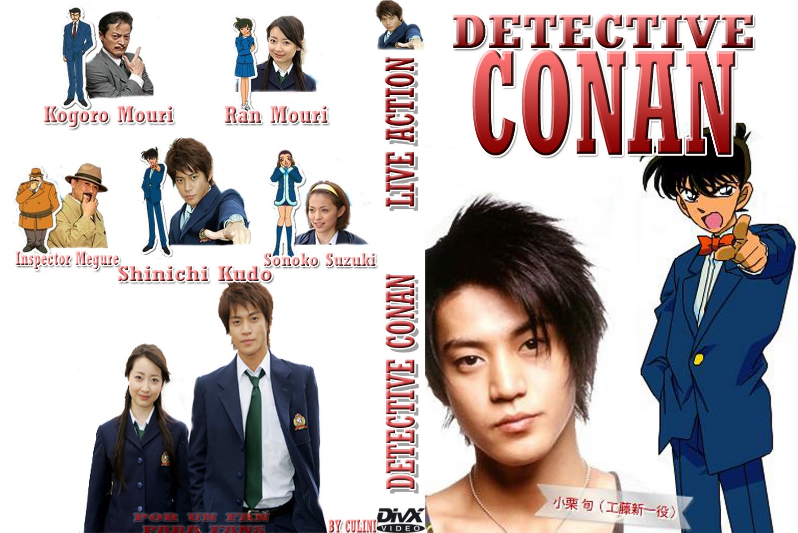 DETECTIVE CONAN LIVE ACTION 1