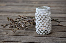 free crochet jar pattern