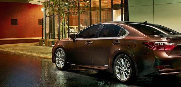 2016 Lexus ES 250 Release Date