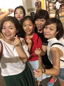 ✈亲亲姐妹泰疯游❤曼谷'Jan 2018✈