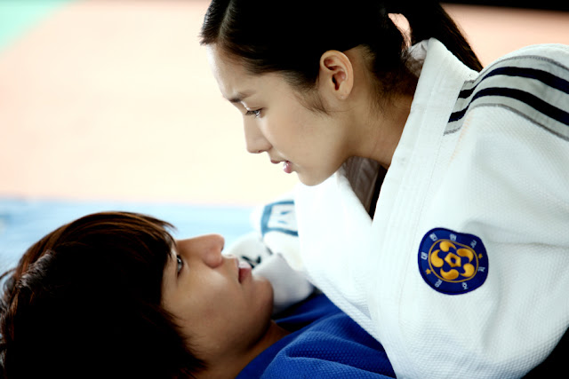 Foto-Foto Lee Min Hoo Pemain City Hunter Drama Korea