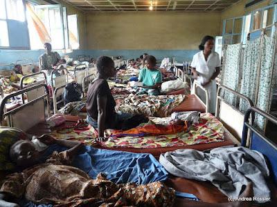 Reisen Afrika Demokratische Republik Kongo Kikwit