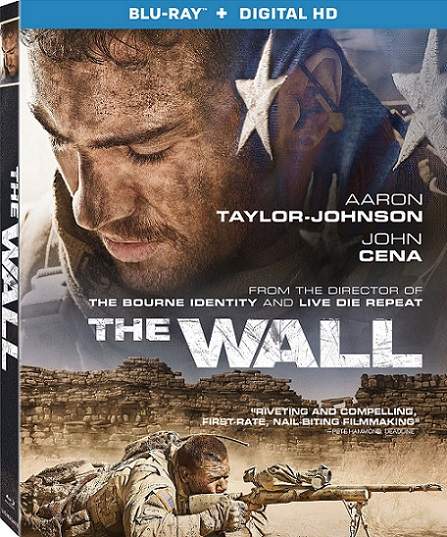 The Wall (En la Mira del Francotirador) (2017) 720p y 1080p BDRip mkv Dual Audio AC3 5.1 ch