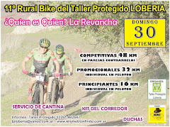 11º Rural Bike Loberia - ¿Quien es Quien? La Revancha