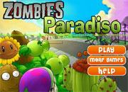 juego Plants vs Zombies Paradiso