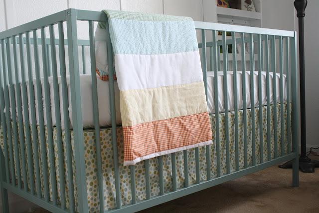 diy crib sheet. Black Bedroom Furniture Sets. Home Design Ideas