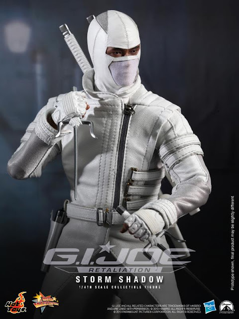 After the successful release of  G.I. Joe The Rise of Cobra  Rob Moore the studio vice chairman of Paramount Pictures stated in 2009 that a sequel would ... & toyhaven: Incoming Hot Toys G.I. Joe Retaliation 1/6 scale Storm ...
