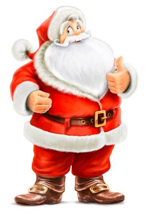 Why Are Our Nigerian Santas Always Like This?? (Photo)