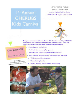 The Chicago CHERUBS Kids Carnival