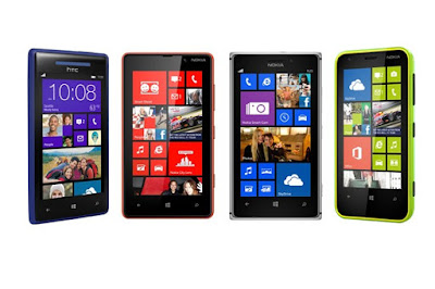 The best phones with Windows Phone the moment