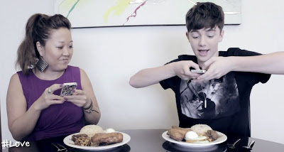 Greyson Chance Malaysia Jinny Boy Video Phone 2013