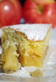Torta di Mele caramellate