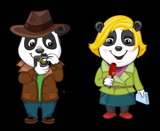 Super Przyjaciele Panfu