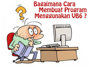 contoh program visual basic 6.0, contoh program vb 6.0,