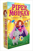 Piper Morgan Summer of Fun (Books 1 through 4)