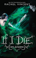 Cover of If I Die by Rachel Vincent