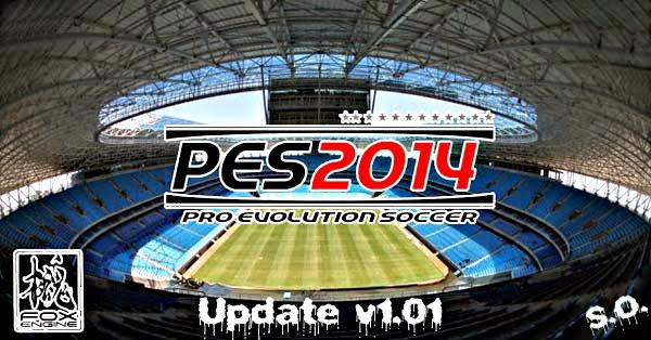 PES 2014 Update V1.01 Reloaded Full Tek Link İndir