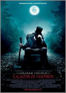Assistir Abraham Lincoln Caçador de Vampiros Online Dublado
