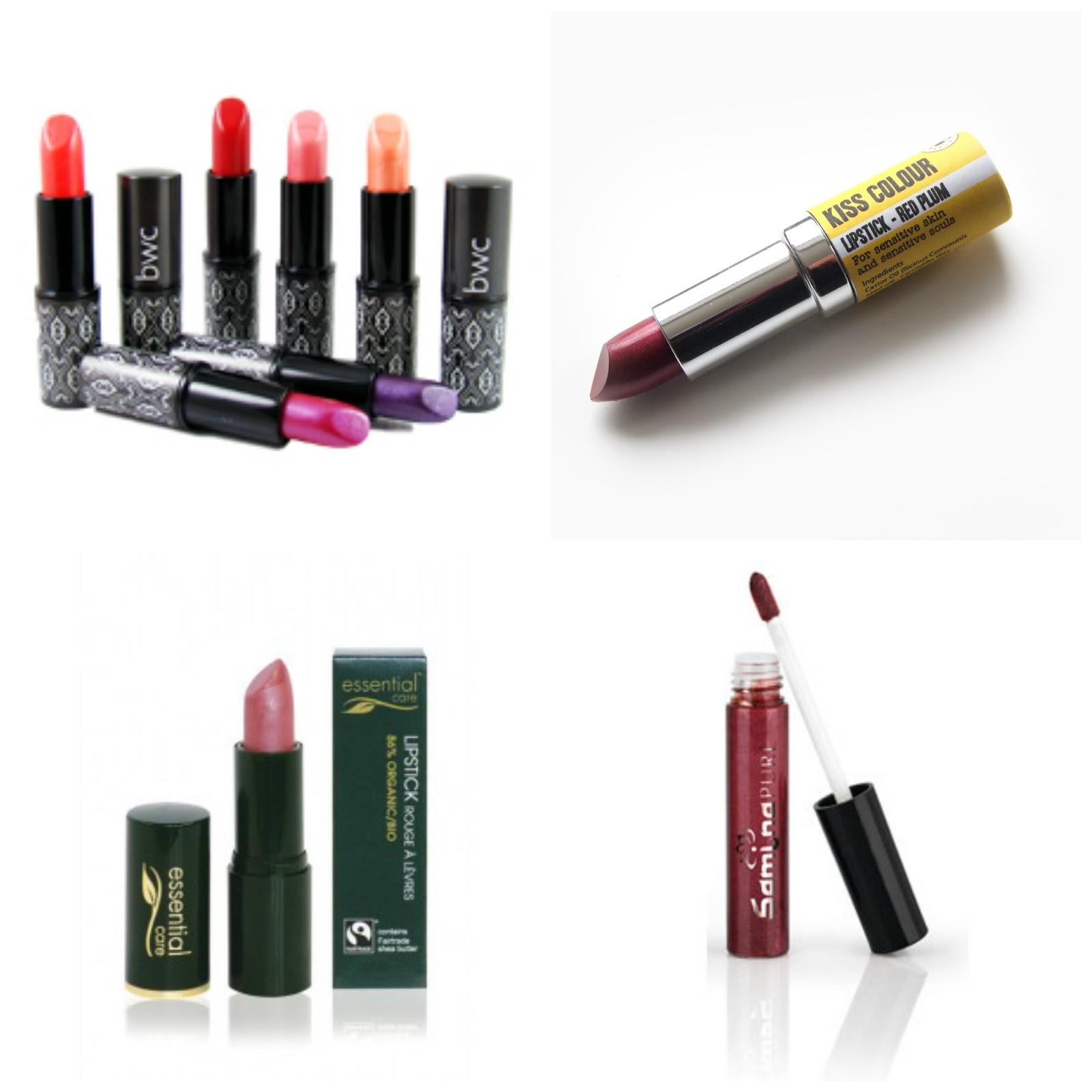 carmine cochineal free makeup