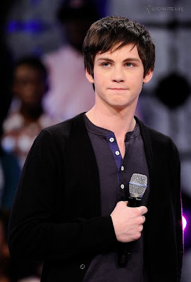 Logan Lerman 2012