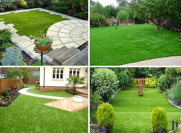 The Advantages of Artificial Grass For Your Garden