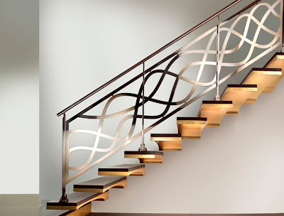 Stainless steell handrails аnd guardrails