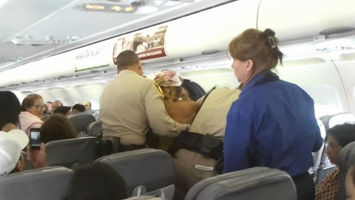 Suicide: Woman Tries To Crash Plane By Opening Exit Door During Flight