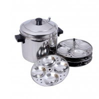 Buy Tallboy Murgan Idly Cooker 4 Plates at Rs.399 : Buytoearn