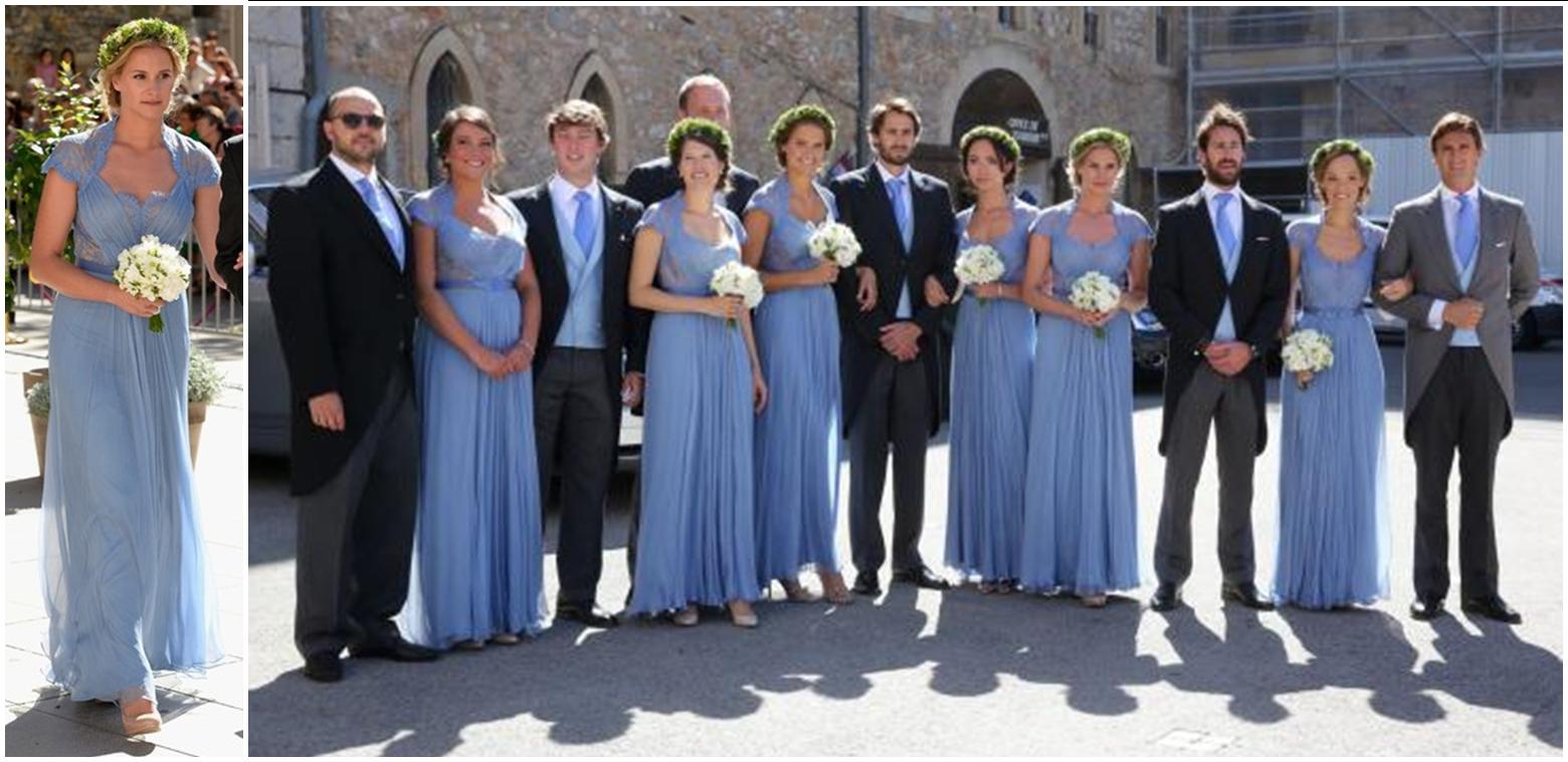 those bridesmaid dresses