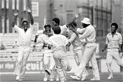 The indomitable West Indies Cricket Team under Clive Lloyd in 70s/80s, Vivian Richards, Michael Holding, Directed by Stevan Riley, Award winning English Documentary