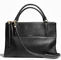 Sarah Jessica Parker Coach Bag, coach, bag, Sarah Jessica Parker, Coach Borough Bag