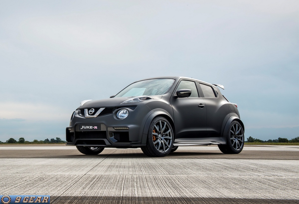 nissan juke r 2 0 revealed at goodwood car reviews new car pictures for 2018 2019. Black Bedroom Furniture Sets. Home Design Ideas