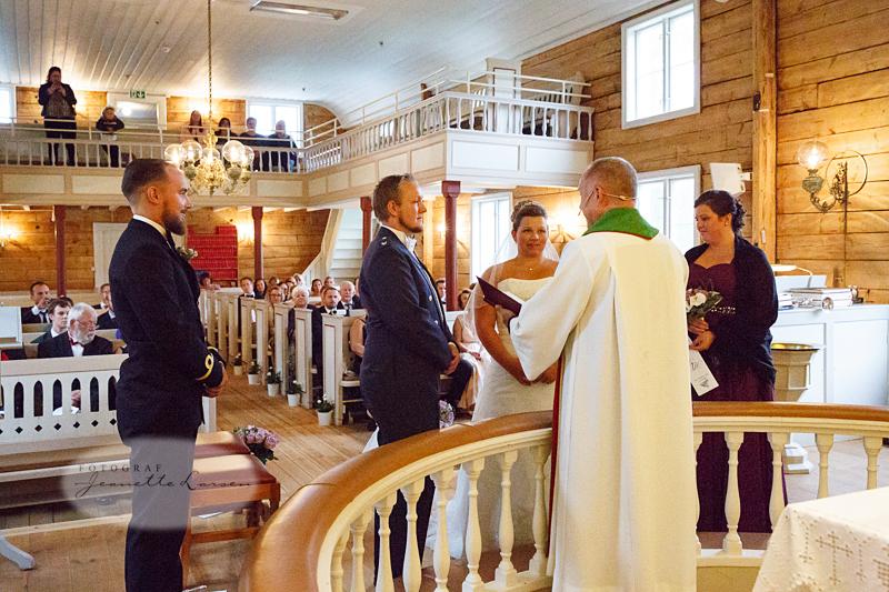 bryllup, Revheim kirke,