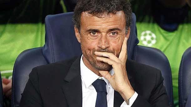 """Luis Enrique: """"El Real Madrid ganó el partido de forma merecida"""""""