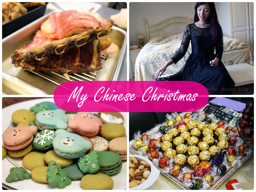 FEAST YOUR EYES: A Very Chinese Christmas!
