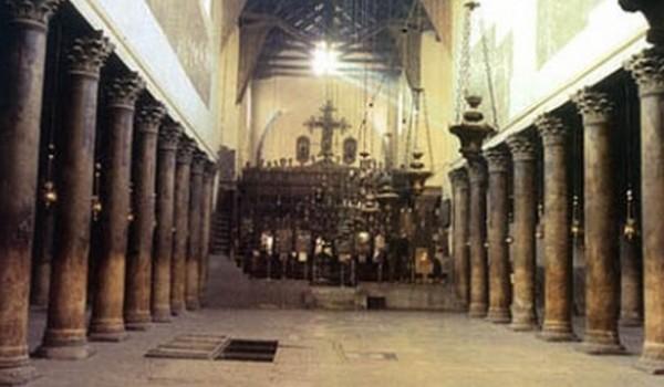 Basílica de la Natividad (Palestina)