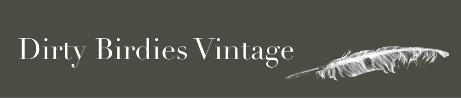 Dirty Birdies Vintage - Vintage Online Clothing Store