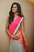 Shubra Aiyappa glamorous in half saree-thumbnail-8