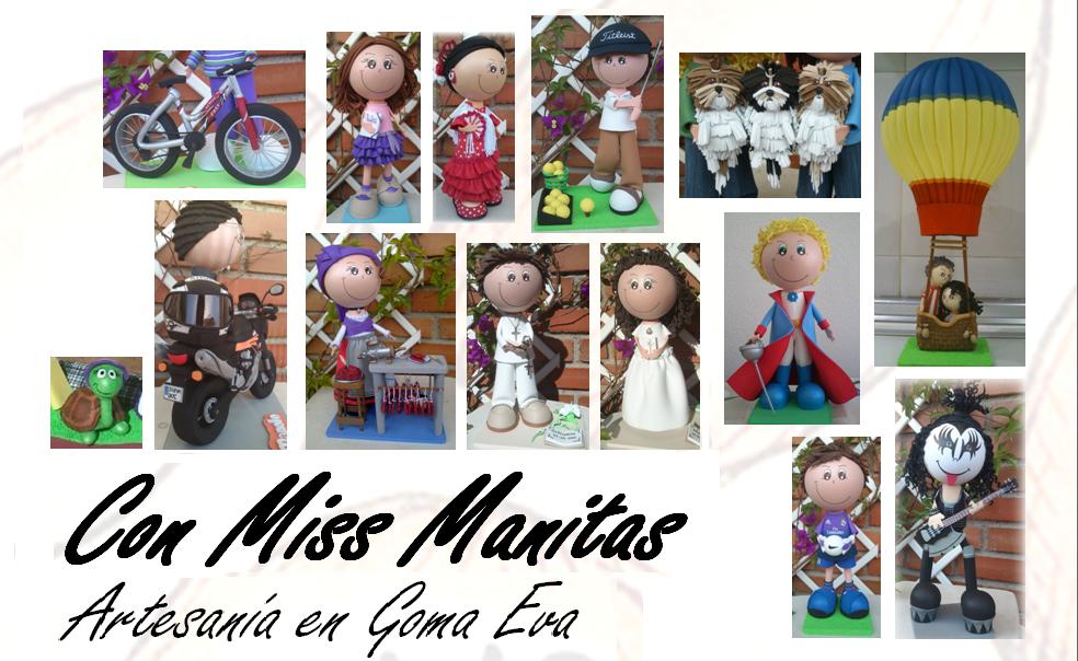Con Miss Manitas