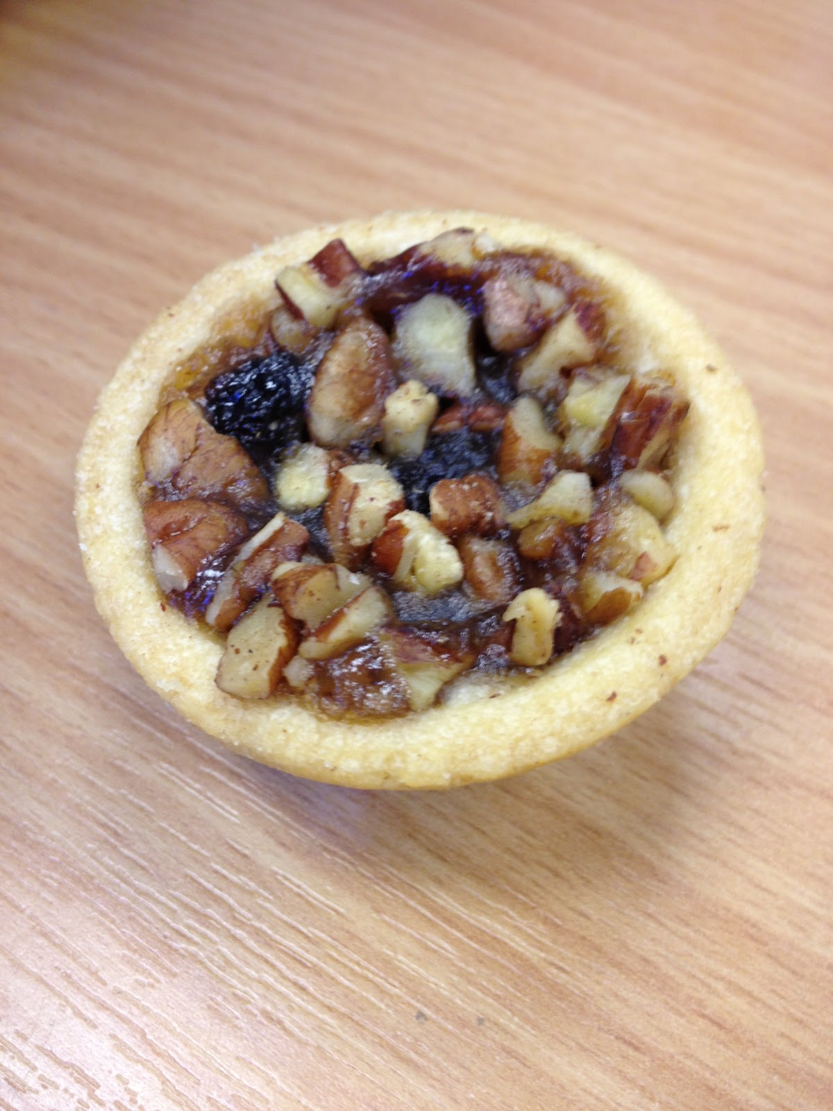 maple and pecan mini mincemeat pie lidl deep fill mince pies were very ...