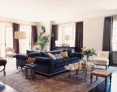I Considered This Look For My Family Room, But Even Though It Is Large, It  Is A Square, And I Prefer The Back To Backs In A Rectangular Room.