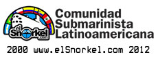 www.elSnorkel.com Comunidad Submarinista Latinoamericana