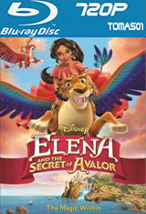 Elena y el secreto de Avalor (2016) BDRip m720p