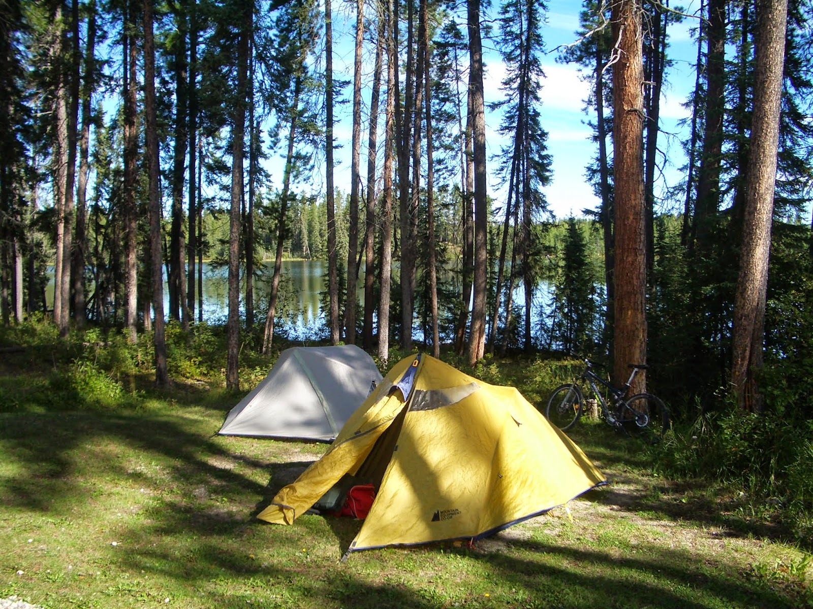Lakeside C&ing at the Twin Lakes Group C&ground & Family Adventures in the Canadian Rockies: Our 5 Favourite ...
