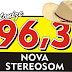 Ouvir a Rádio Nova Stereosom 96,3 de Leme - Rádio Online
