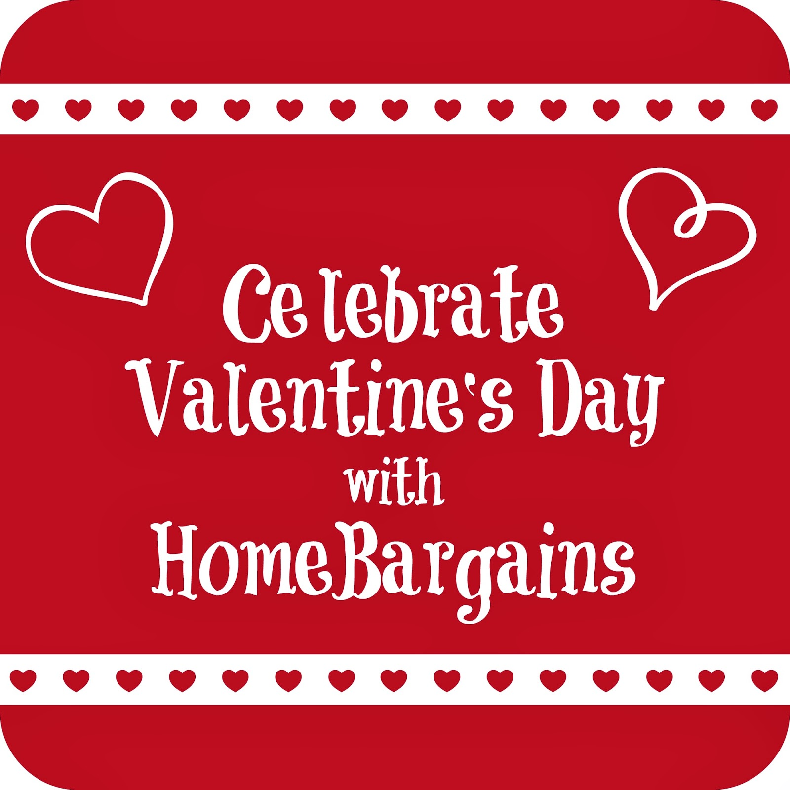 Celebrate Valentine's Day with Home Bargains