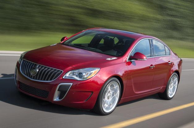 2014 Buick Regal Specs & Price