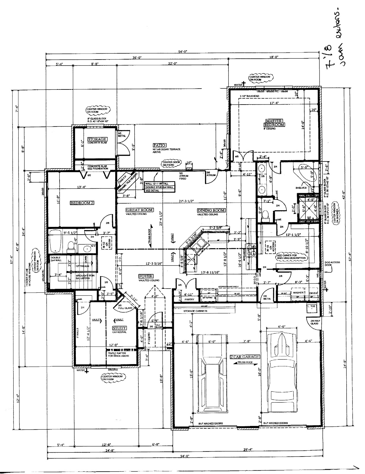 house floor plan with dimensions viewing gallery