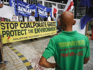Stop Coalporate Greed