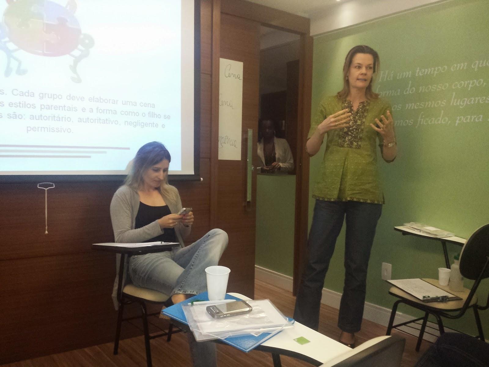 Workshop em Brasília - Métodos de Avaliação e Treinamento das Habilidades Sociais 3